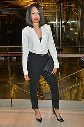 JADE McEWAN at the Veryexclusive.co.uk Launch Party held at Watches of Switzerland, 155 Regents Street, London on 20th February 2015.