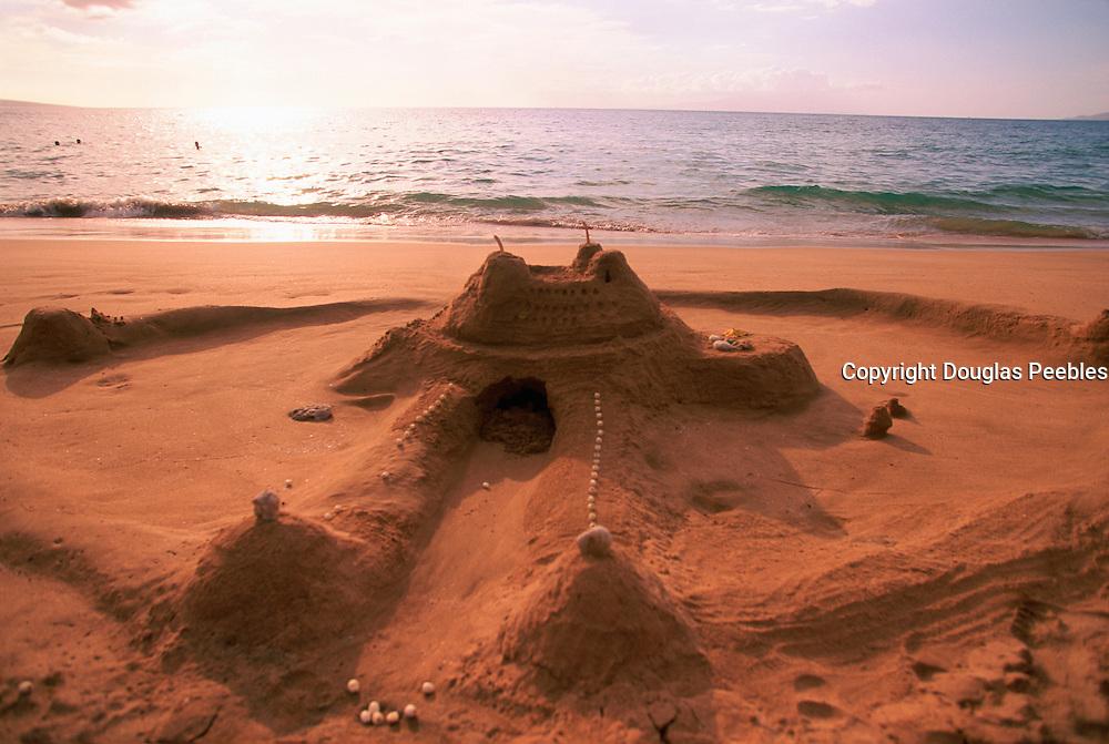 Sandcastle, Wailea, Maui, Hawaii, USA<br />