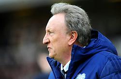 Cardiff City manager Neil Warnock- Mandatory by-line: Nizaam Jones/JMP - 02/03/2019 - FOOTBALL - Molineux - Wolverhampton, England -  Wolverhampton Wanderers v Cardiff City - Premier League