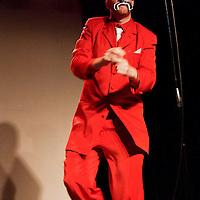 Tony Zaret as Steve Harvey - Schtick or Treat 2012 - November 4, 2012 - Littlefield