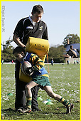 London Wasps CoachClass at Beaconsfield RFC. 29-10-08. U10s