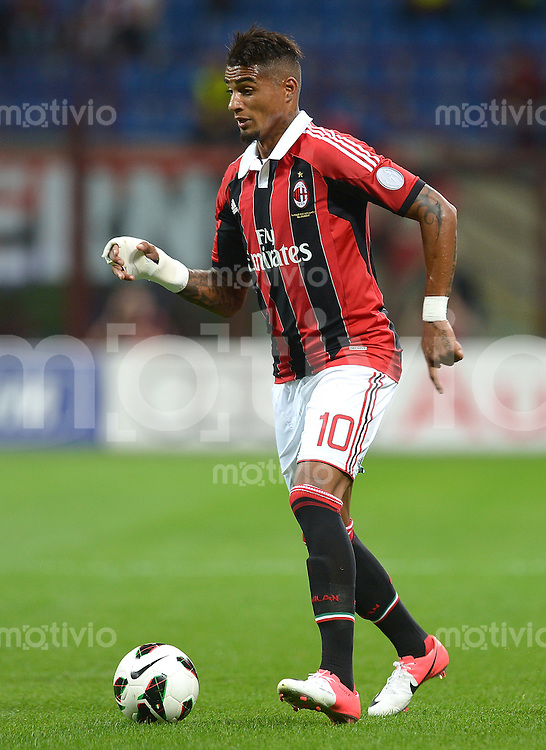 FUSSBALL INTERNATIONAL   SERIE A   SAISON 2012/2013    AC Mailand - Atalanta  15.09.2012 Kevin Prince Boateng (AC Mailand)