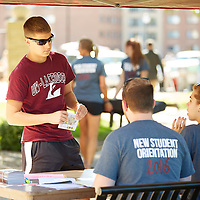 2016 UWL Freshman Move in Day Residence Halls