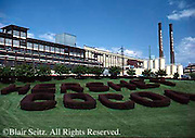 Hershey, PA, Chocolate Factory, (historic, razed in 2014)