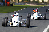 #7 Calum McHALE Van Diemen RF89 during Avon Tyres Formula Ford 1600 National & Northern Championship - Pre 90 - Qualifiying  as part of the BRSCC Oulton Park Season Opener at Oulton Park, Little Budworth, Cheshire, United Kingdom. April 09 2016. World Copyright Peter Taylor/PSP. Copy of publication required for printed pictures.  Every used picture is fee-liable.