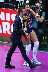 27-10-2019 NED: Who will be the coach for Tokyo<br /> Daniele Santarelli, coach from Imoco Volley Conegliano and Robin de Kruijf