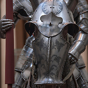 Armor Horse and Rider.<br />