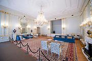 Openstelling Paleis Noordeinde en het Koninklijk Staldepartement<br /> <br /> Op de foto: Kleine balzaal / Danszaal