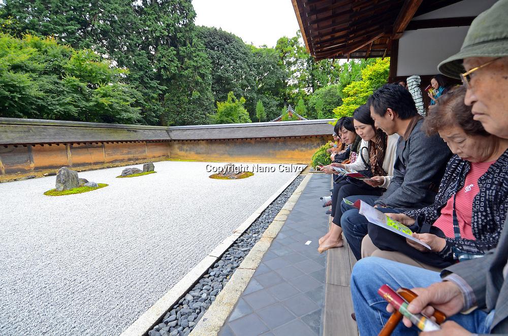 Ryoanji Temple, Kyoto