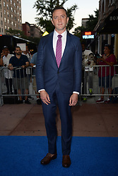 August 16, 2017 - New York, NY, USA - August 16, 2017  New York City..Peter Serafinowicz attending the 'The Tick' TV show premiere on August 16, 2017 in New York City. (Credit Image: © Kristin Callahan/Ace Pictures via ZUMA Press)