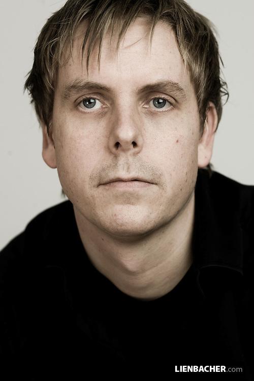 Portrait of Tore Vagn Lid., Salzburg Festival 2008. Photo: Wolfgang Lienbacher