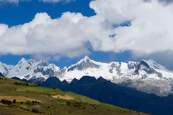 Andes Mountains, Vicos, Peru, South America