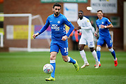 Peterborough Utd's Daniel Lafferty (18) during the EFL Sky Bet League 1 match between Peterborough United and Coventry City at London Road, Peterborough, England on 16 March 2019.