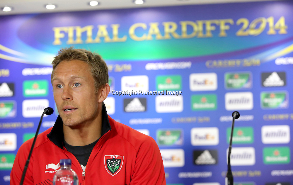 Toulon Press Conference, Millennium Stadium, Wales 23/5/2014<br /> Jonny Wilkinson  <br /> Mandatory Credit &copy;INPHO/Dan Sheridan