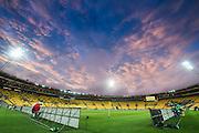 General View of Westpac Stadium during the Hyundai A-League, Wellington Phoenix vs Melbourne Victory, Westpac Stadium, Wellington, Tuesday 17th January 2017. Copyright Photo: Raghavan Venugopal / www.photosport.nz