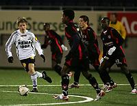 Fotball , 18. Januar 2009 , Color line cup , <br /> <br /> finale<br /> Rosenborg junior - FC midtjylland junior 1-4<br /> <br /> <br /> <br /> Foto: Richard brevik, Digitalsport