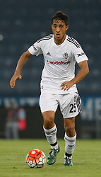 22.07.2015, UPC Arena, Graz, AUT, Testspiel, SK Sturm Graz vs Besiktas Istanbul, Testspiel, im Bild Muhammed Durmus Enes (Besiktas Istanbul) // during a international friendly football match between SK Sturm Graz and Besiktas Istanbul at the UPC Arena, Graz, Austria on 2015/07/22, EXPA Pictures © 2015, PhotoCredit: EXPA/ Erwin Scheriau