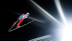 24.02.2015, Lugnet Ski Stadium, Falun, SWE, FIS Weltmeisterschaften Ski Nordisch, Skisprung, Herren, Training, im Bild Anders Fannemel (NOR) // Anders Fannemel of Norway during the Mens Skijumping Training of the FIS Nordic Ski World Championships 2015 at the Lugnet Ski Stadium, Falun, Sweden on 2015/02/24. EXPA Pictures © 2015, PhotoCredit: EXPA/ JFK