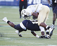 FIU Football Vs. UCF at FIU Stadium on September 17, 2011 in which the Panthers Defeated the Knights by a score of 17-10 improving their record to 3-0.