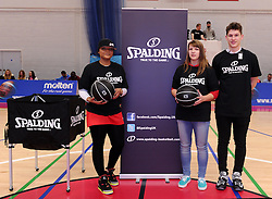 Spalding  - Photo mandatory by-line: Joe Meredith/JMP - Mobile: 07966 386802 - 21/02/2015 - SPORT - Basketball - Bristol - SGS Wise Campus - Bristol Flyers v Plymouth Uni Raiders - British Basketball League