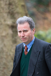 Downing Street, London, March 8th 2016. Chancellor of the Duchy of Lancaster and Policy Advisor Oliver Letwin arrives for the weekly UK cabinet meeting at Downing Street. ©Paul Davey<br /> FOR LICENCING CONTACT: Paul Davey +44 (0) 7966 016 296 paul@pauldaveycreative.co.uk