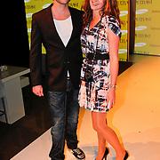 NLD/Amsterdam/20110129 - Presentatie Samsung Galaxy Ace, Liza Sips en ...............