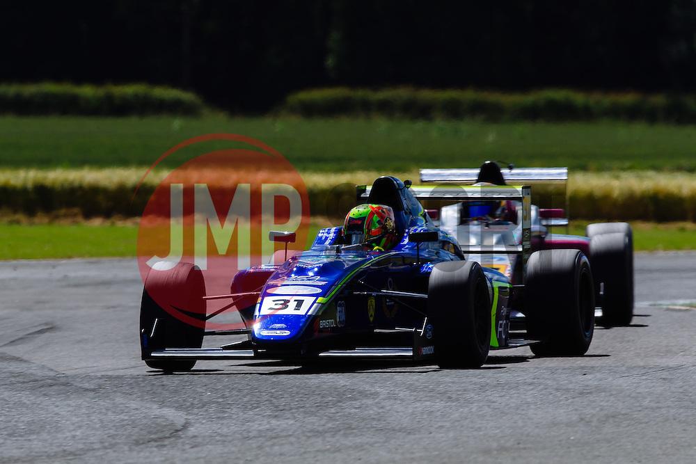 Lando Norris | #31 Carlin | MSA Formula Championship | Race 1 - Mandatory byline: Rogan Thomson/JMP - 07966 386802 - 27/06/2015 - SPORT - MOTORSPORT - North Yorkshire, England - Croft Circuit - BTCC Meeting Day 1.