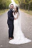 Alysha & James' Beautiful Roseville Estate Fall Wedding