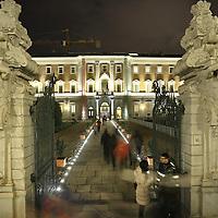 Nuova sede della Galleria Sabauda, storica pinacoteca dei Savoia, nell'ala umbertina, detta Manica Nuova, del Palazzo Reale di Torino.