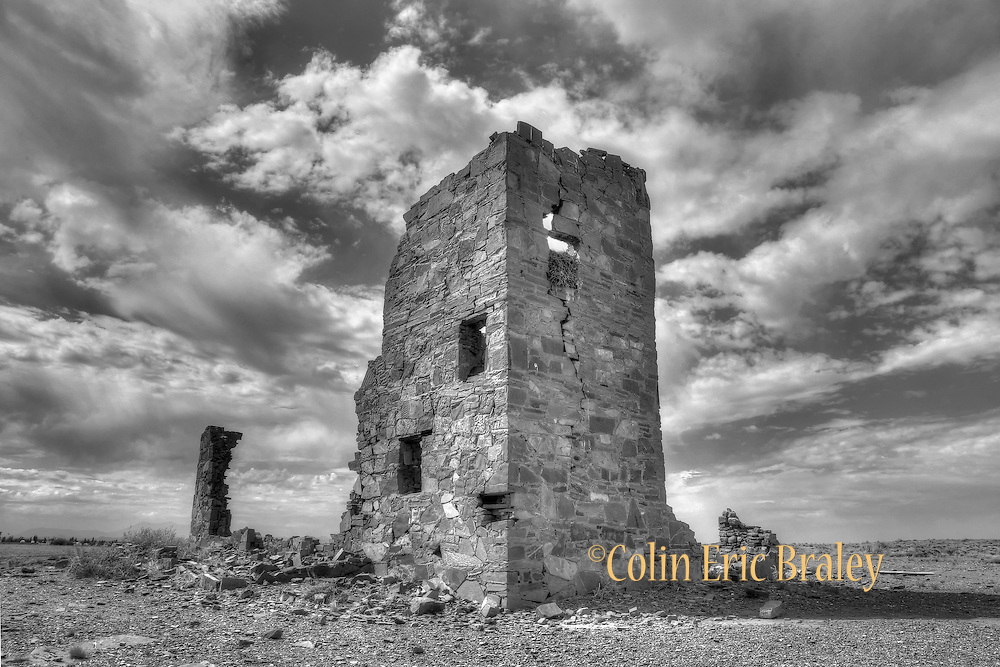 along Route 66 in NM Arizona, Aug. 13, 2011. Colin E Braley/wildwest-media.com