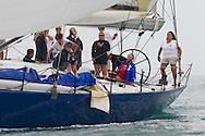 SPAIN, Alicante, 2nd November 2011. Volvo Ocean Race. Legends Regatta. Cuba Libre, ex Hieneken.