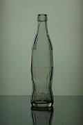 the famous designed classic CocaCola bottle