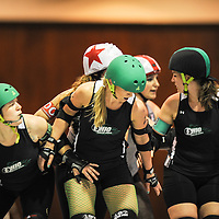 Ohio Roller Girls - Triple Header