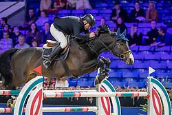 Prouve Bert, BEL, Lugano van'T Steen Putje<br /> Jumping Mechelen 2019<br /> © Hippo Foto - Martin Tandt<br />  27/12/2019