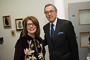 CURATOR: SANDRA HIGGINS; NESTOR OSORIO COLUMBIAN AMBASSADOR TO THE UK The New Face of Colombia, VIP Opening Party. Bermondsey Project Space. London. 9 November 2016
