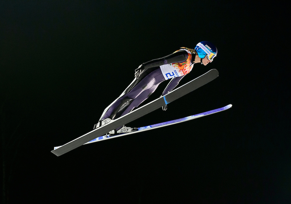 Sochi 2014 Winter Olympic Games: Women's Ski Jumping