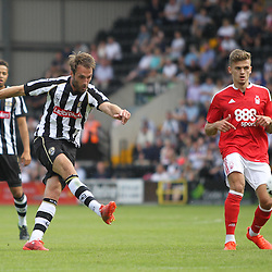 Notts County v Nottingham Forest