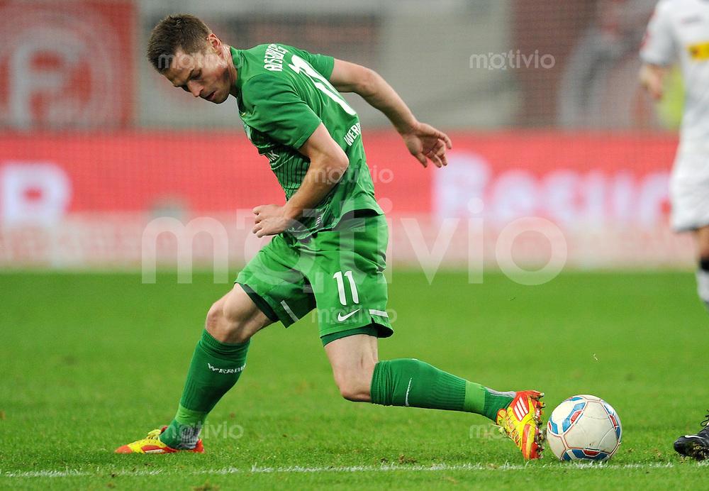 FUSSBALL   WINTERCUP 2012   SAISON 2011/2012   Borussia Moenchengladbach - Werder Bremen   15.01.2012 Markus Rosenberg (SV Werder Bremen)