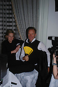 Sting. Conde Nast Traveller Tsunami Appeal dinner. Four Seasons  Hotel. Hamilton Place, London W1. 2 March 2005. ONE TIME USE ONLY - DO NOT ARCHIVE  © Copyright Photograph by Dafydd Jones 66 Stockwell Park Rd. London SW9 0DA Tel 020 7733 0108 www.dafjones.com
