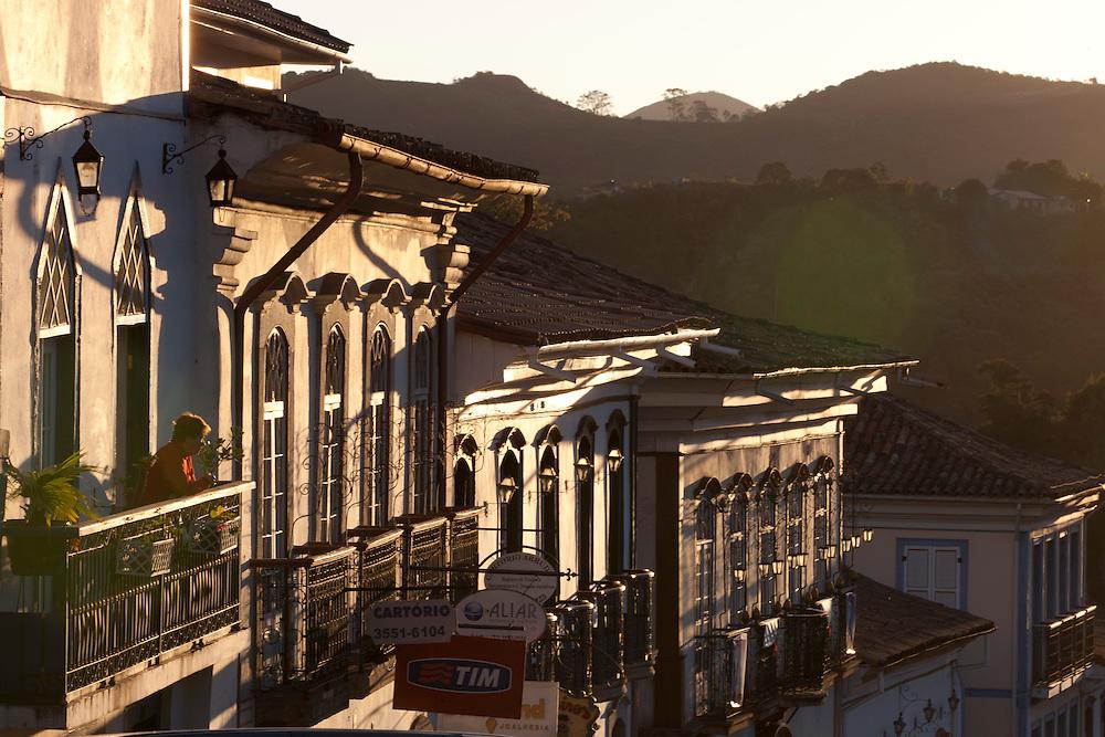 Ouro Preto_MG, Brasil...Casaroes historicos em Ouro Preto, Minas Gerais...Colonials houses in Ouro Preto, Minas Gerais...Foto: MARCUS DESIMONI / NITRO