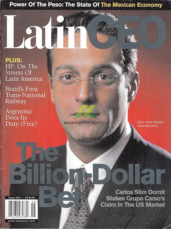 A new, monthly magazine dedicated to examining the economies of Latin America through the eyes of its executive leadership