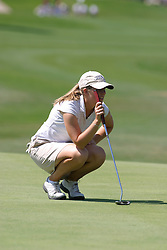 04 Sep 2005<br /> <br /> Emily Bastel.<br /> <br /> LPGA State Farm Classic.  The Rail Golf Course, Springfield (Sherman) Illinois