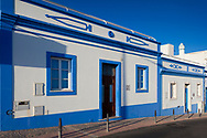 Architecture of Albufeira, Algarve, Portugal