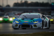 January 30-31, 2016: Daytona 24 hour: #21 Jim Michaelian, Emanuele Busnelli, Konrad Motorsport, Lamborghini Huracán GT3