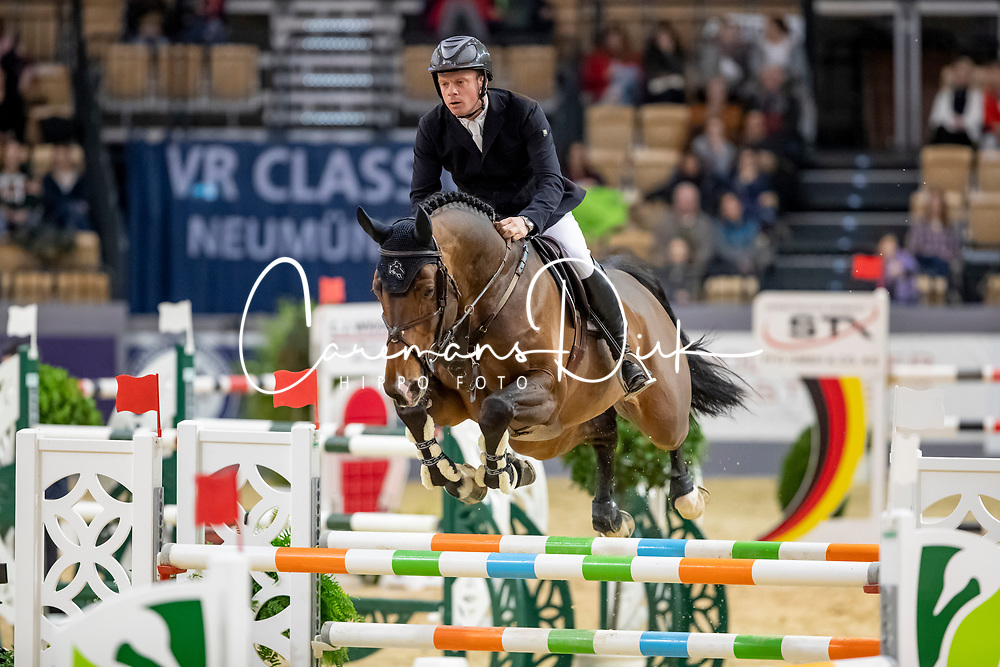 Greve Willem, NED, Grandorado TN<br /> Youngster Cup<br /> Neumünster - VR Classics 2019<br /> © Hippo Foto - Stefan Lafrentz