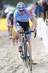 October 20, 2018 - Boom, France - VANTHOURENHOUT Michael (BEL) of MARLUX - BINGOAL in action during the 2nd leg of the men elite and U23 Telenet Superprestige cyclocross race (Credit Image: © Panoramic via ZUMA Press)