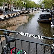 NLD/Amsterdam/20170524 - Prinsensluis Amsterdam