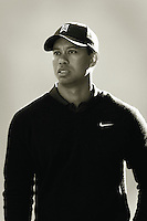 14 December 2007: Pro PGA golfer Tiger Woods participates in the ninth annual Target World Challenge golf tournament presented by the Tiger Woods Foundation at Sherwood Country Club in Thousand Oaks Westlake Village in Southern California. Woods set a tournament-record 10-under 62 in the second round after a long layoff after the end of the PGA season.