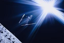 06.01.2020, Paul Außerleitner Schanze, Bischofshofen, AUT, FIS Weltcup Skisprung, Vierschanzentournee, Bischofshofen, Finale, im Bild Robin Pedersen (NOR) // Robin Pedersen of Norway during the final for the Four Hills Tournament of FIS Ski Jumping World Cup at the Paul Außerleitner Schanze in Bischofshofen, Austria on 2020/01/06. EXPA Pictures © 2020, PhotoCredit: EXPA/ JFK