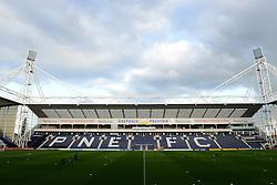 A general view of the Deepdale Stadium - Mandatory byline: Dougie Allward/JMP - 07966386802 - 15/09/2015 - FOOTBALL - Deepdale Stadium -Preston,England - Bristol City v Preston North End - Sky Bet Championship